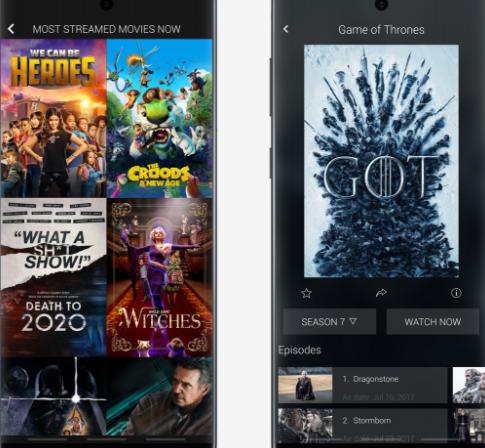 CucoTV App Features