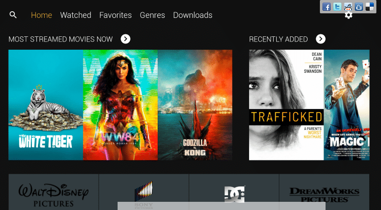 CucoTV App with ZiniTevi (Real Debrid)