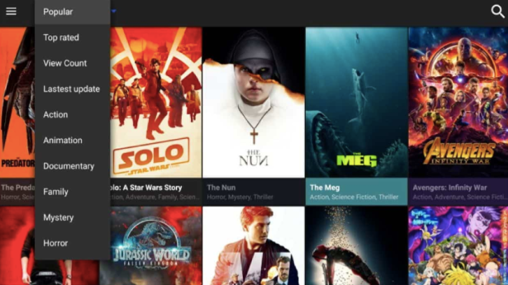 CucoTV App Installed on Android TV Box and Smart TV