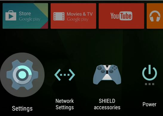 Settings - CucoTV App