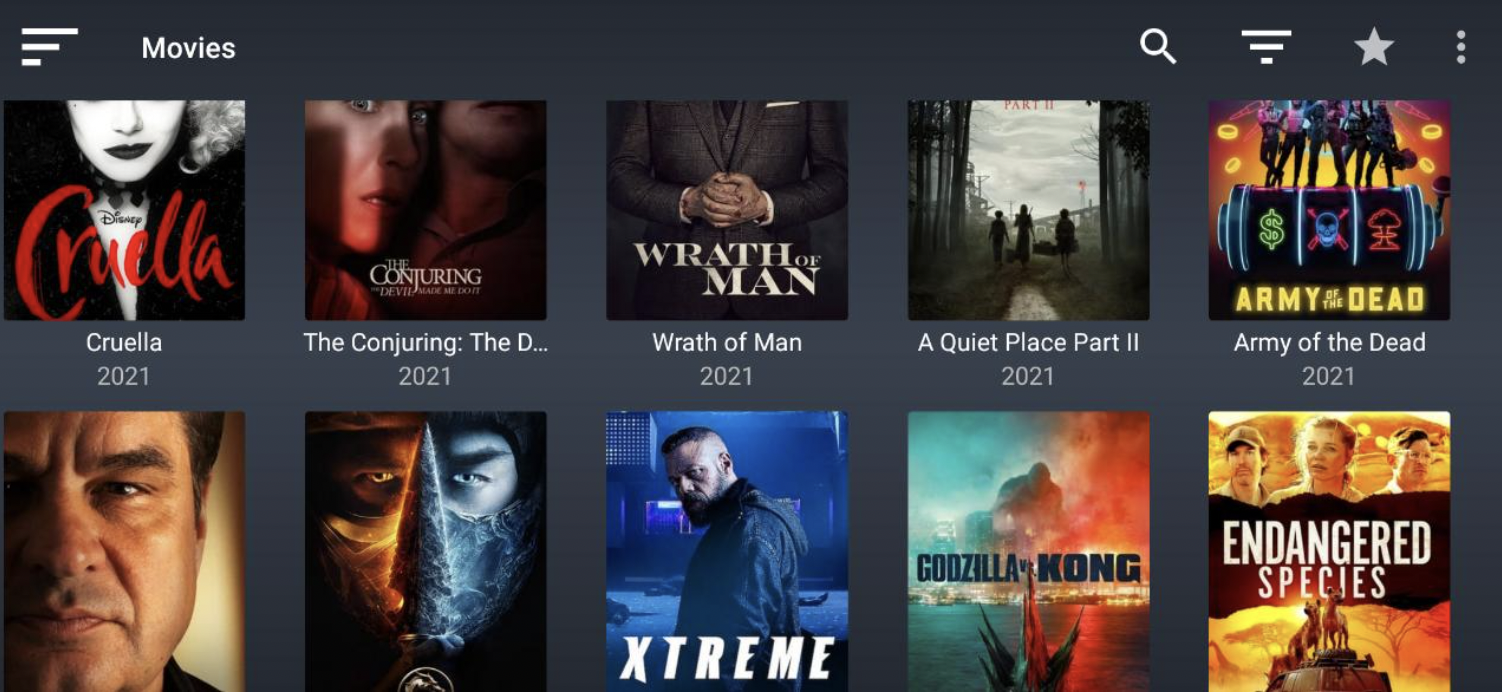 Ocean Streamz APK Movies and TV Shows on PC