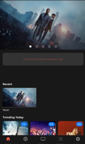 Open HDO Box App on iOS
