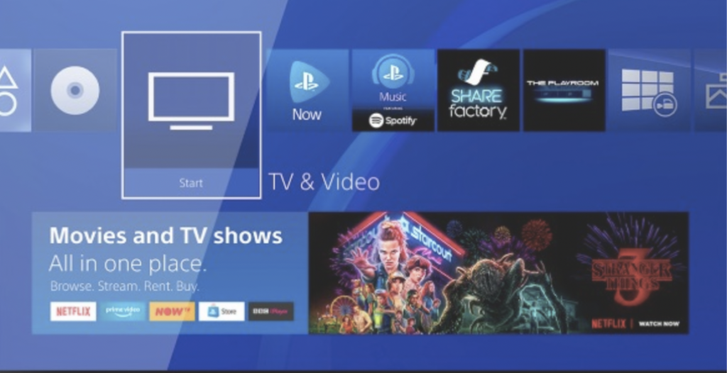 CucoTV Download on PS4 PS3